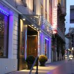Vienna: Ingresso Hotel