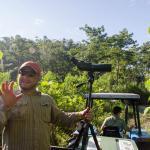 Jungle tour led by a professional biologist