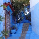 Amazing Blue City!