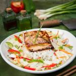 Asian Glazed Mahi Mahi