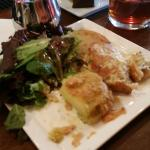 fried green tomatoes - yummy!