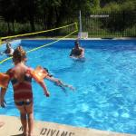 Shallow  End Pool 3 ft
