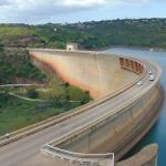 Jozini Dam wall as an excursion