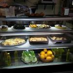 Ampia scelta di verdure e contorni sfiziosi