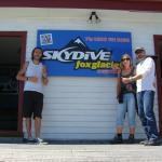 Yeah, Skydive H=Fox Glacier - 16,500 feet of awesomeness!