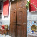 entrance sleeping room