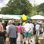 Our Food Festival in July 2014