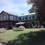 Hotel y jardin