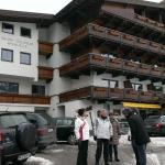 Hotel Rotspitz im Winter