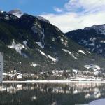 Blick nach Maurach am Achensee