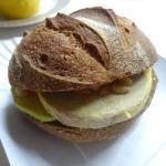 Сэндвич с фуа-гра. Потрясающе вкусно!!!