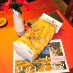Cucina pura Toscana Foto