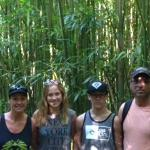 Surrounded by Bamboo!
