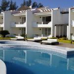 Modulo de Habitaciones y Alberca