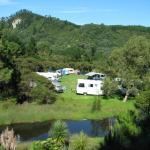 Photo de Opoutere Coastal Camping