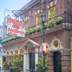 The oldest continuously operating tavern in Philadelphia & one of the oldest in the U.S.