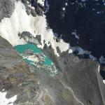 Glacial lakes - Look at that color!