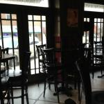 Come relax in the bar at the Williams Street Public House