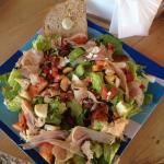 Delicious, fresh salad!!