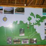 cartina Puerto Galera