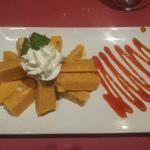 Dessert Mango Kulfi