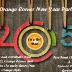 Orange Corner Foto
