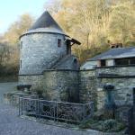 La Tour qui accueille 2 chambres