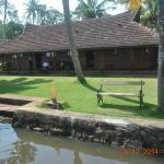 Lake facing rooms