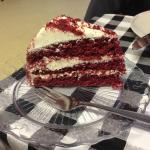 Red Velvet cake! YUM!