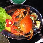 My Crab in butter garlic