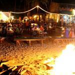 The Art Resort Restaurant at Saturday night