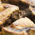 Our own Aberdeen Angus Steak Pie (Great Taste Award 2014)