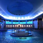 Основной бассейн с минеральной водой 30 градусов