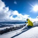 Tamarack Ski Resort- Great ski slopes & views