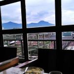 View from Resto