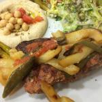 Snack Libanais