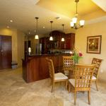 Villa Kitchen and Dinning Room
