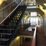 Interior. Old staircase. www.switchnowhomeloans.com.au. Richard Pusey