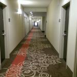 Hallways - bright and pleasing