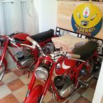 collezione moto maserati