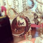 Sweet silver jewelry