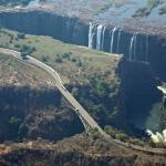 Falls & Bridge to Zambia