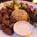 Steak Hibachi Dinner @ Bushido Asian Restaurant & Bar, 1517 Palm Blvd, Isle of Palms, SC 29451
