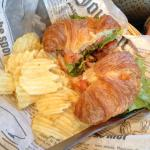 Disappearing Croissant BLT