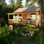 Clam Gulch Lodge - Eagle's Nest Cabin