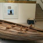 Replica Boat at The Museum