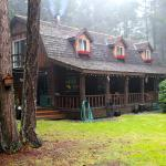 Cedar Song's Main House