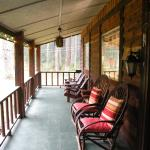 Veranda of Main House