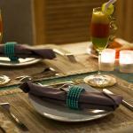 Villa SKy-Romantic dining