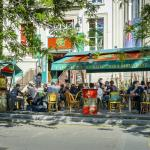 Cafe Oz Grands Boulevards